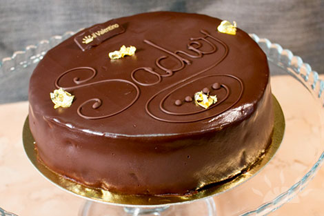 Sacher Torte | Il Valentino Bakery & Cafe | Best Cakes in Dublin