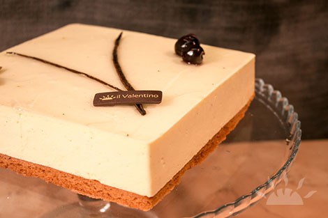 Cheese Cake | Il Valentino Bakery & Cafe | Best Cakes in Dublin