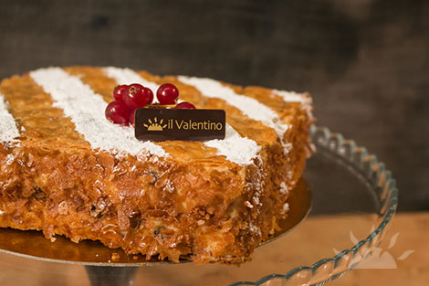 Millefoglie | Il Valentino Bakery & Cafe | Best Cakes in Dublin