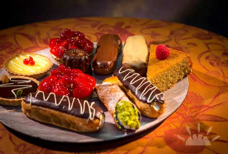 Afternoon Treats selection 12 + 1 | Il Valentino Bakery & Cafe | Best Cakes in Dublin